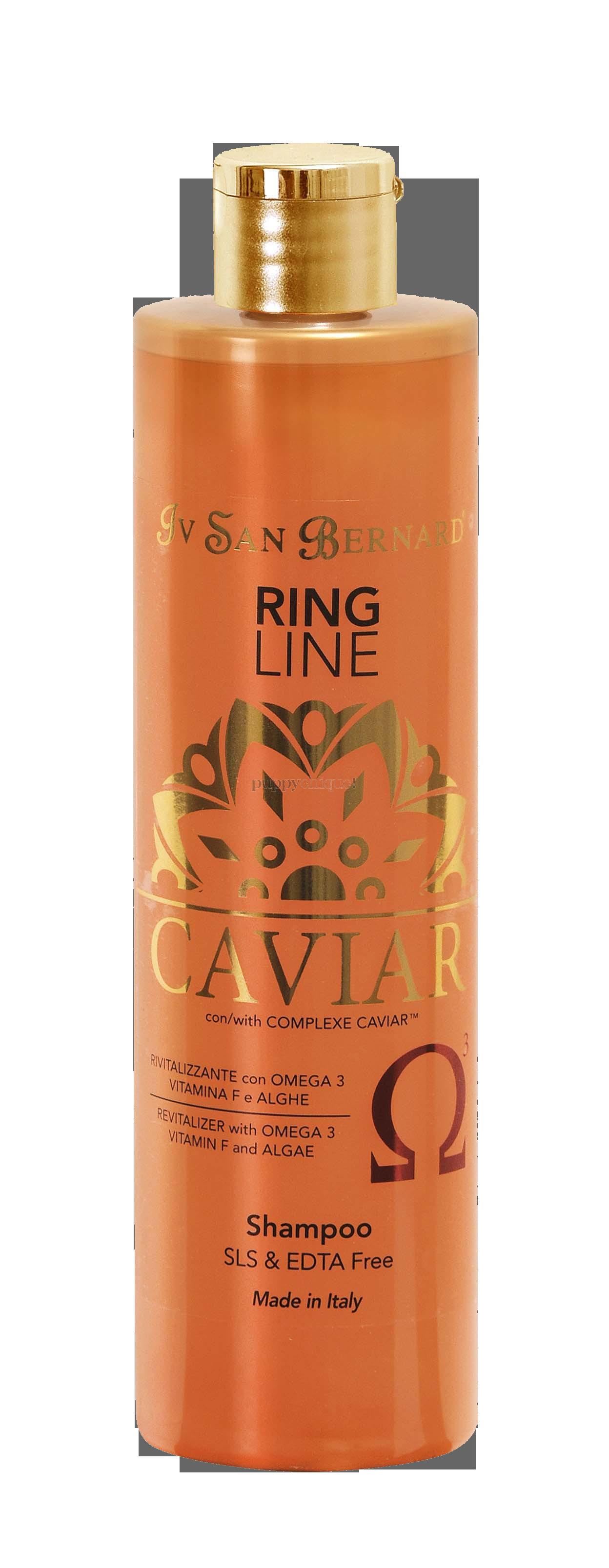 shampoo de caviar