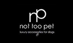 not too pet logo